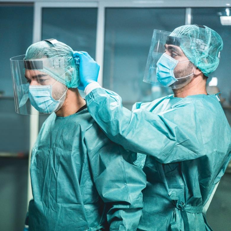 Témoignage de Koen Detobel, infirmier, sur la première vague de COVID-19 à l'UZ Brussel